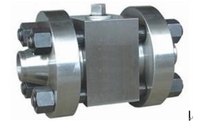进口高压焊接球阀